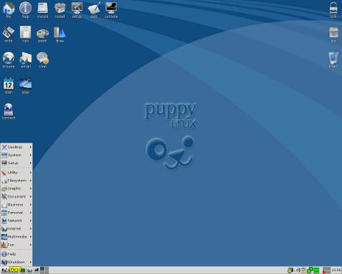 Puppy Linux 5.6