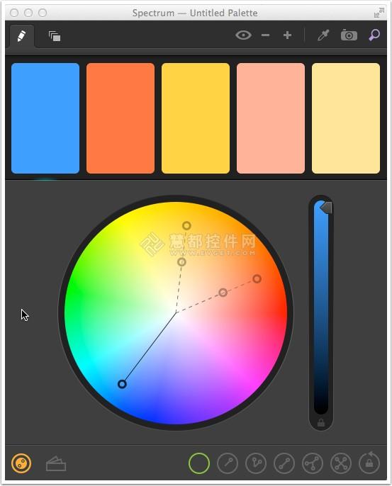 Mac和iOS应用开发工具 Spectrum