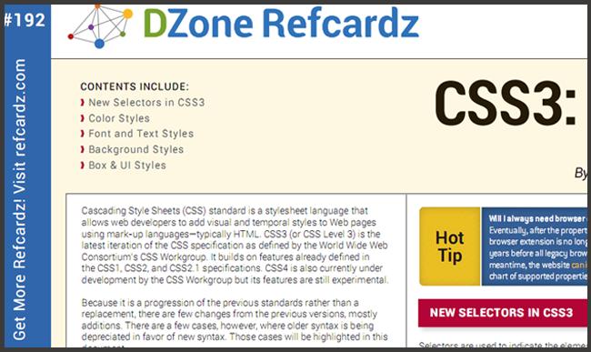 css3-cheat-sheet-dzone