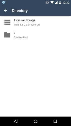 一个简单的Android文件浏览器:AndroidFileExplorer