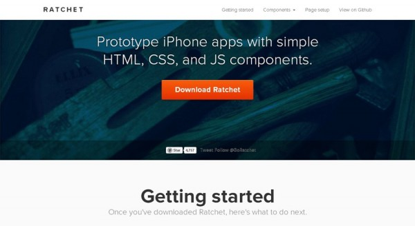 10个热门的Web移动应用程序开发相关工具