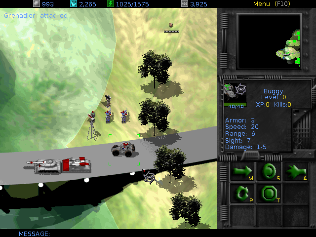 Bos Wars 2.7 发布,即时战略游戏