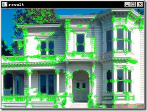 OpenCV成长之路(9):特征点检测与图像匹配