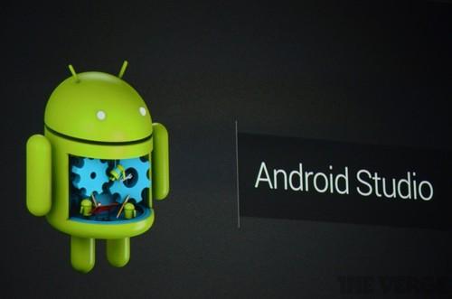 谷歌推新开发环境Android Studio