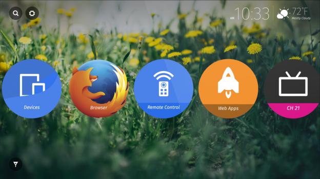 Firefox OS发布搭载于Panasonic全新Ultra HD TV系列产品