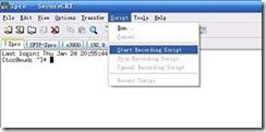 SecureCRT 使用指南