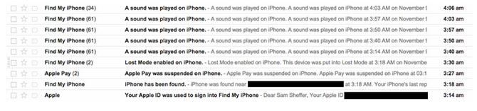 我抓到了那个偷我iPhone 6 Plus的毛贼