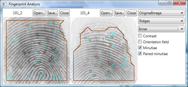 指纹识别开发包 SourceAFIS