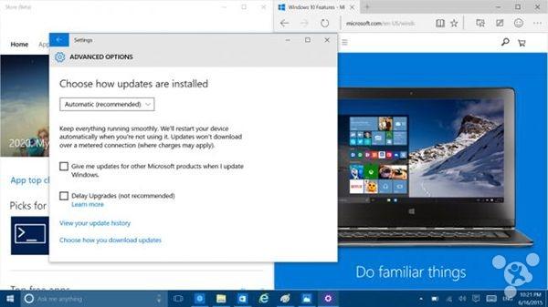 Windows 10变身服务 有几点可能你不太了解