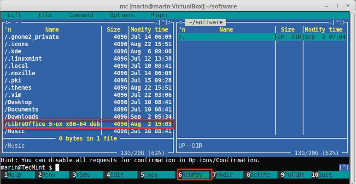 给新手的 10 个有用 Linux 命令行技巧