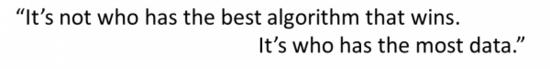 【收藏】从机器学习谈起,大数据/自然语言处理/算法全有了……