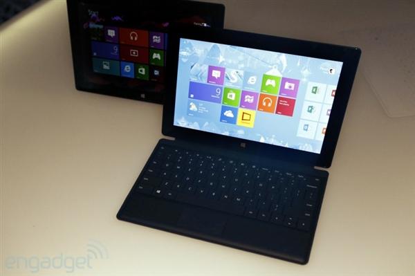 微软Surface Pro真机图赏