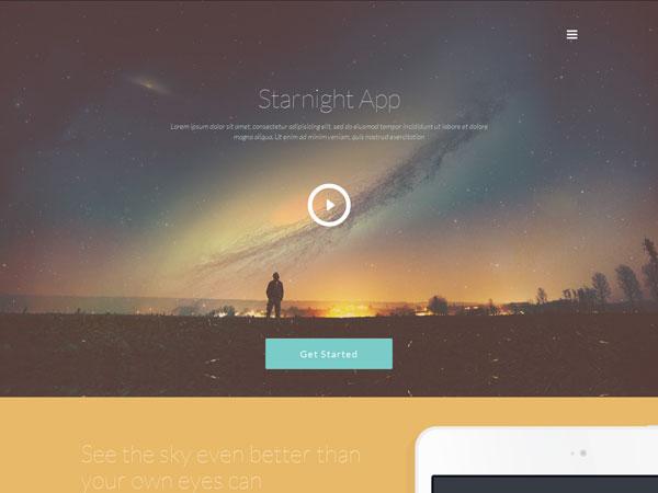 40个最好的免费 Bootstrap HTML 网站模板