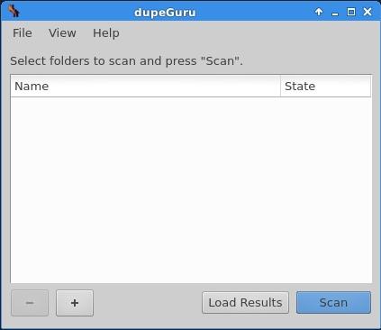 删除重复文件的神器:dupeGuru