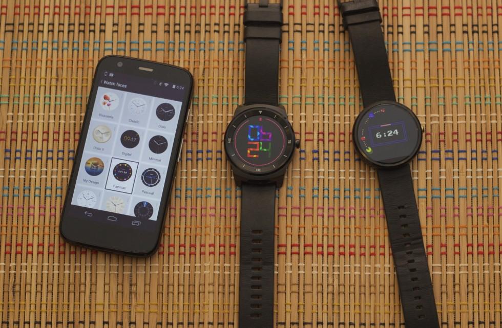 Android Wear 5.0测评:一个月的上手体验