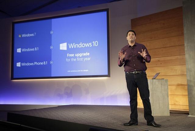 盗版升级到Windows 10仍会是盗版,桌面有水印提示