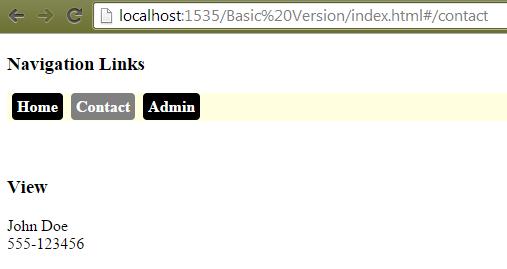 100 行代码实现的 JavaScript MVC 样式框架