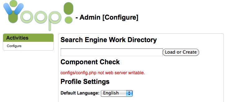 PHP 开源搜索引擎,Yioop! 0.94 发布,