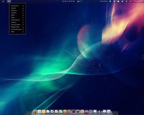 基于Ubuntu的发行 - LuninuX OS