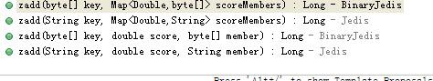 java如何操作非关系型数据库redis