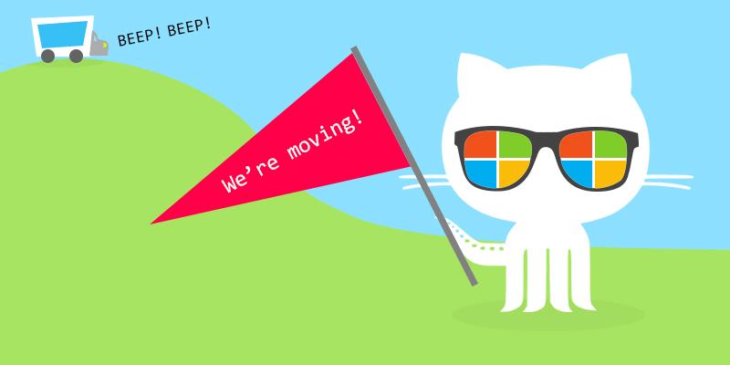 开源的力量!更多的微软项目迁移到GitHub
