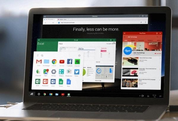 Remix OS现已开放下载:可将任何计算机变成Android PC