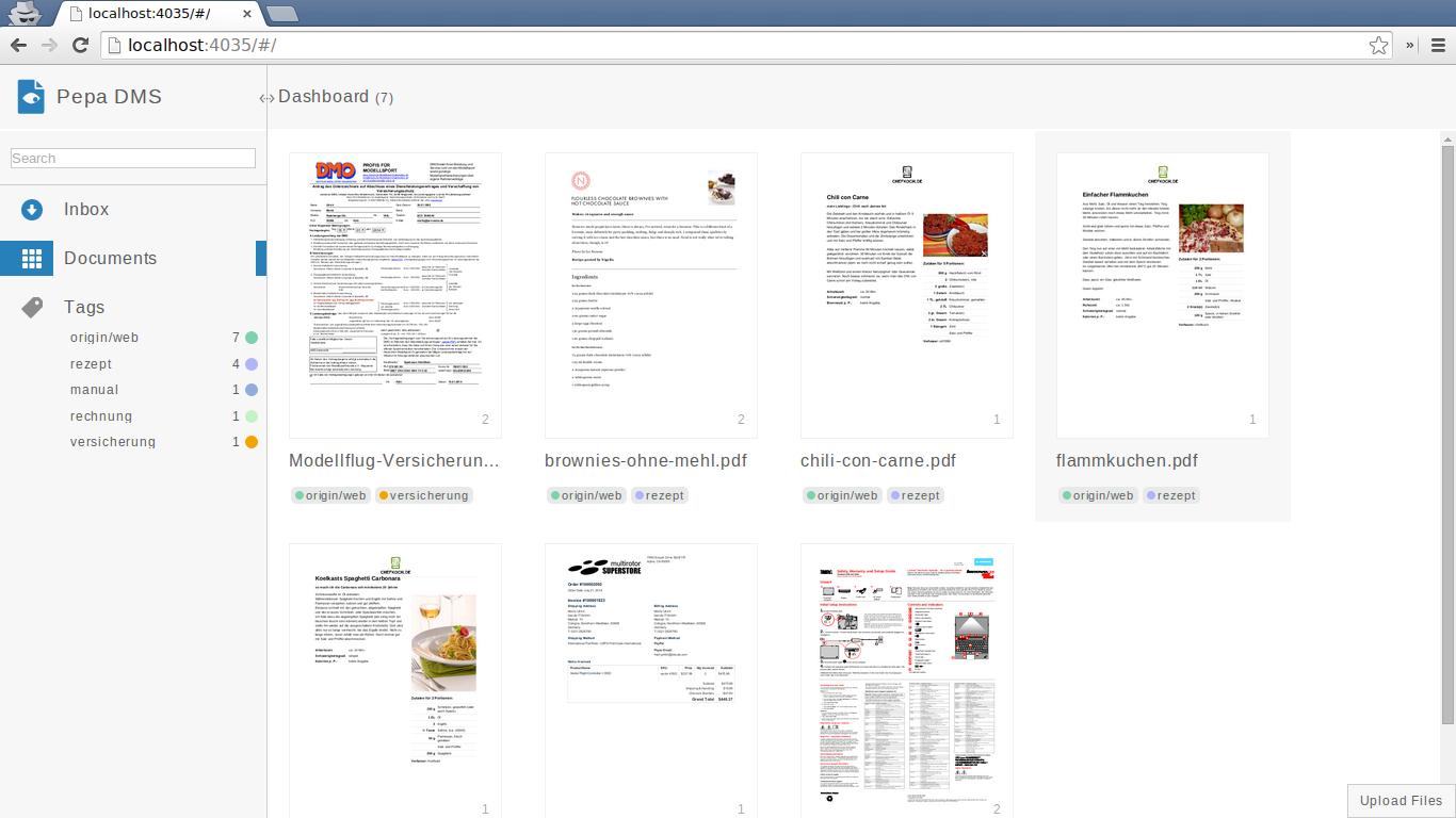 文档管理系统:Pepa DMS