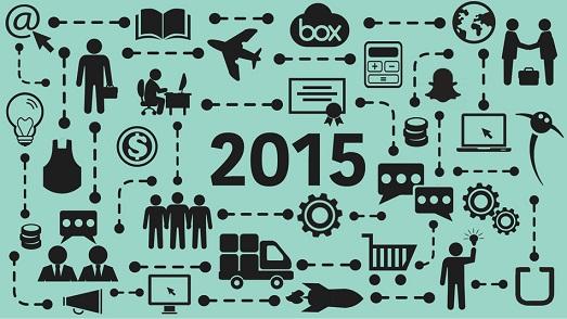 2015年值得注意的10家初创企业