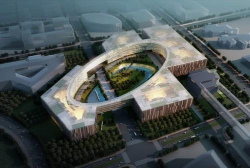 百度筹建新总部大楼:建筑面积25.2万平米 2015年竣工