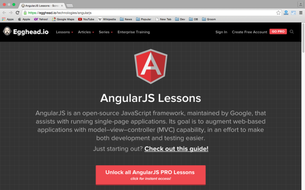 best resources and tutorials to learn AngularJS - angularjs-lessons