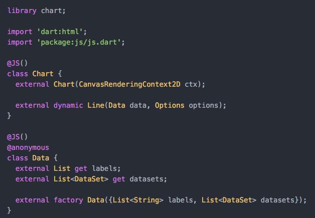 Dart 1.13 正式发布,改进 JavaScript 互操作性