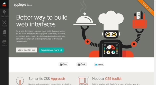 10个为Web开发者准备的新框架