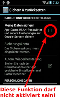 Google明文储存WLAN密码