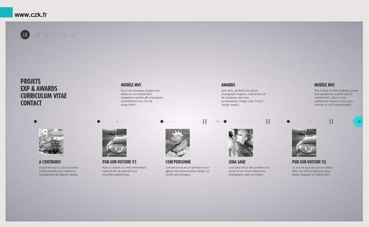 当下最热门网页设计趋势总结
