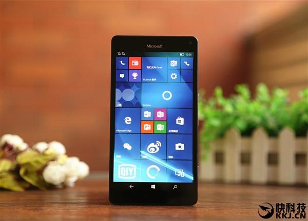 Windows 10 Mobile 新版发布 —— 流畅!