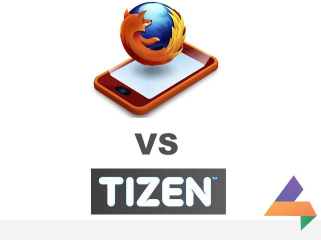 谁是黑马? Tizen vs Firefox OS 决一胜负!