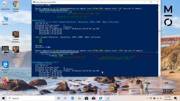 63 项性能测试证实 Linux 系统比 Windows 10 快了 15%