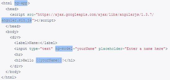 40个Web开发必须拥有的JavaScript框架