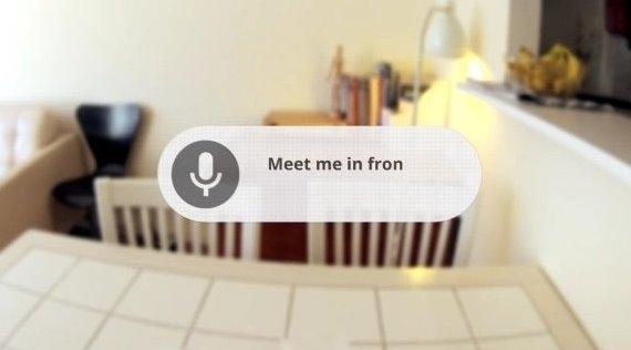 谷歌眼镜12大趣味功能