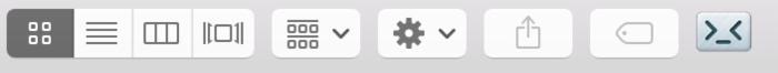 Mac 必备神器之 Go2Shell 以及使用技巧