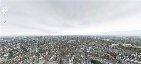 全球最大的360度全景照片诞生