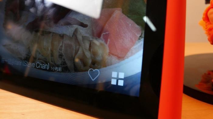 微信第一款智能硬件,微信相框
