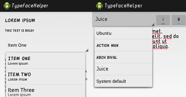 Android酷炫实用的开源框架(UI框架)