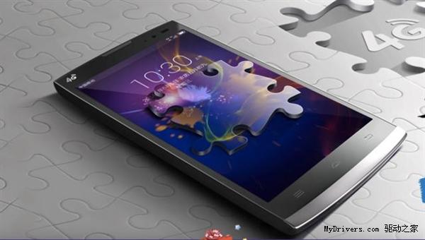 中国移动首款自主4G手机正式上市:999元