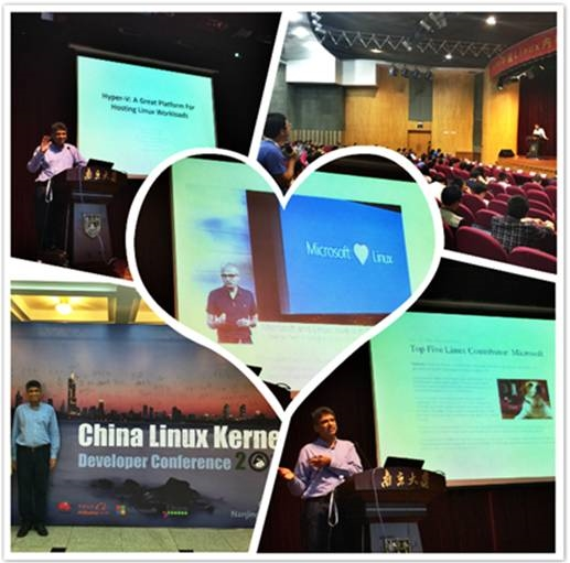 """""""微软热爱 Linux"""" – 心声传遍中国"""