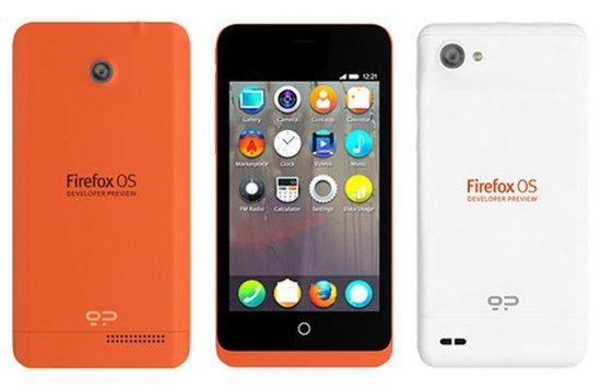Mozilla研制出开发者预览版火狐手机 下月上市