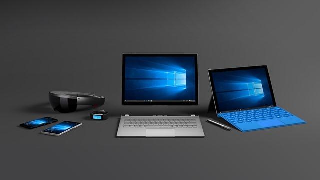 微软硬件设备 2015 年回顾