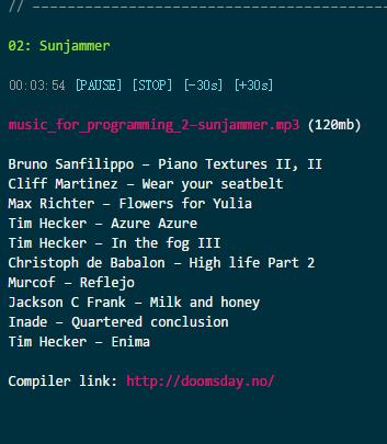 写代码时你可以听听这些音乐