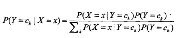 [机器学习&数据挖掘]朴素贝叶斯数学原理