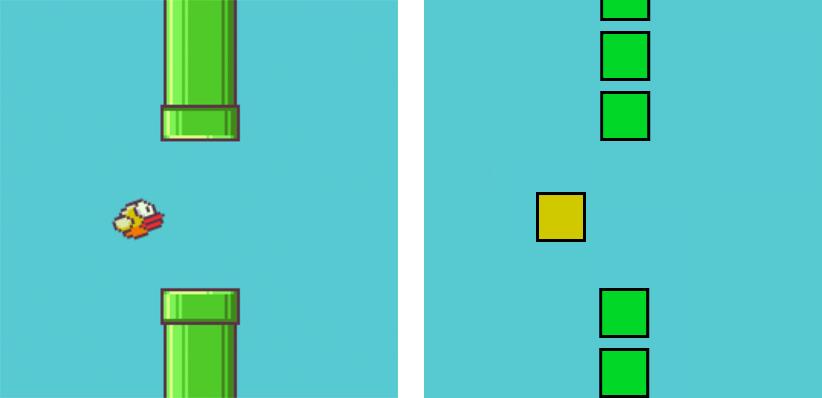 65 行 JavaScript 代码实现 Flappy Bird 游戏